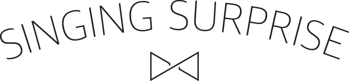 Singing Surprise Logo